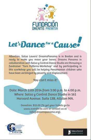 Lets Dance for a Cause